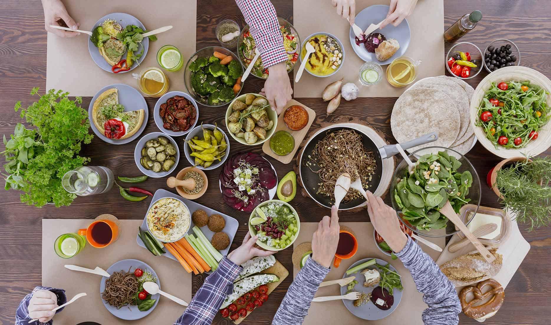 Start Your 14 Days Vegetarian/Vegan Challenge! - Veggie Fest