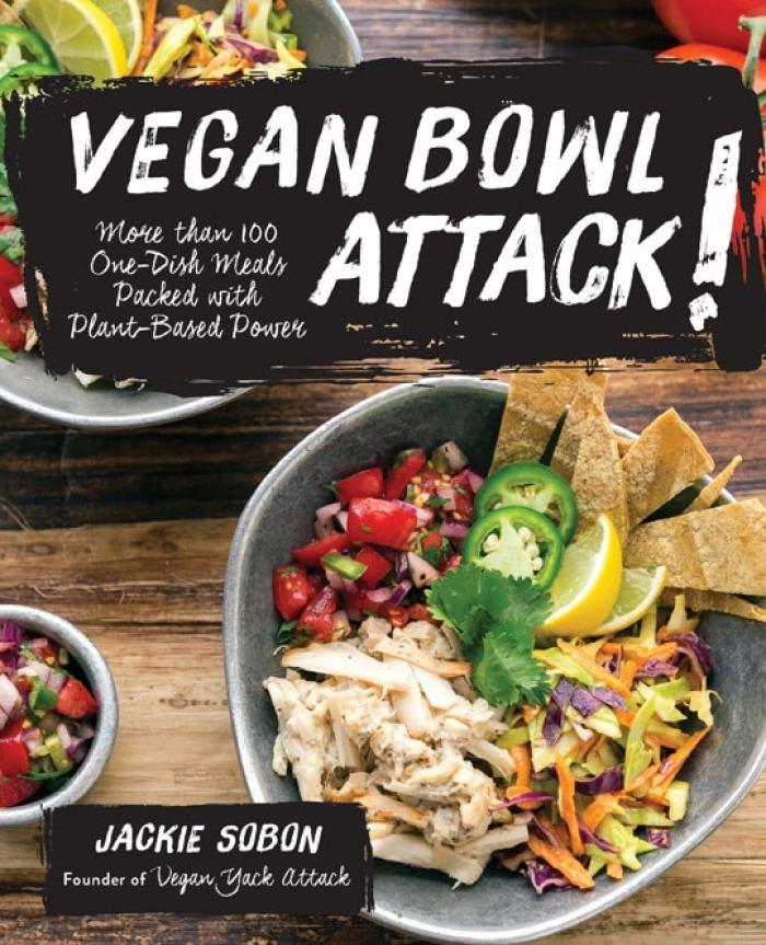 S'mores Pudding Bowl - Vegan Bowl Attack Cover