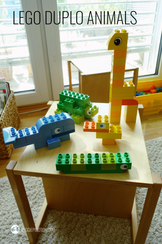 Lego Duplo Animals