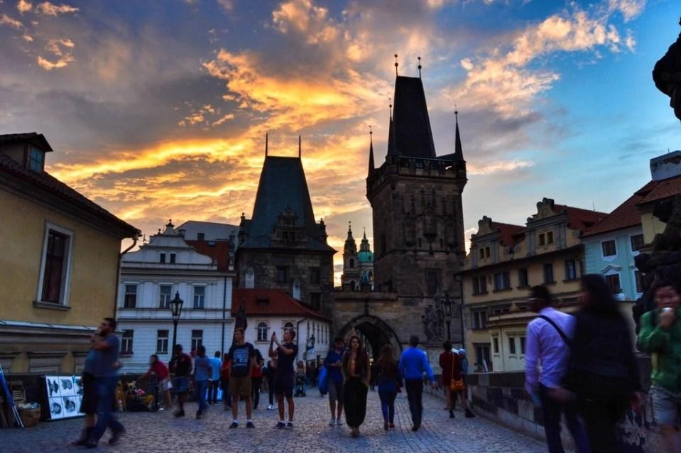 Vegan Dining in Prague, Czech Republid