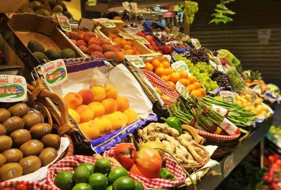 The Best Farmers Market in Seville