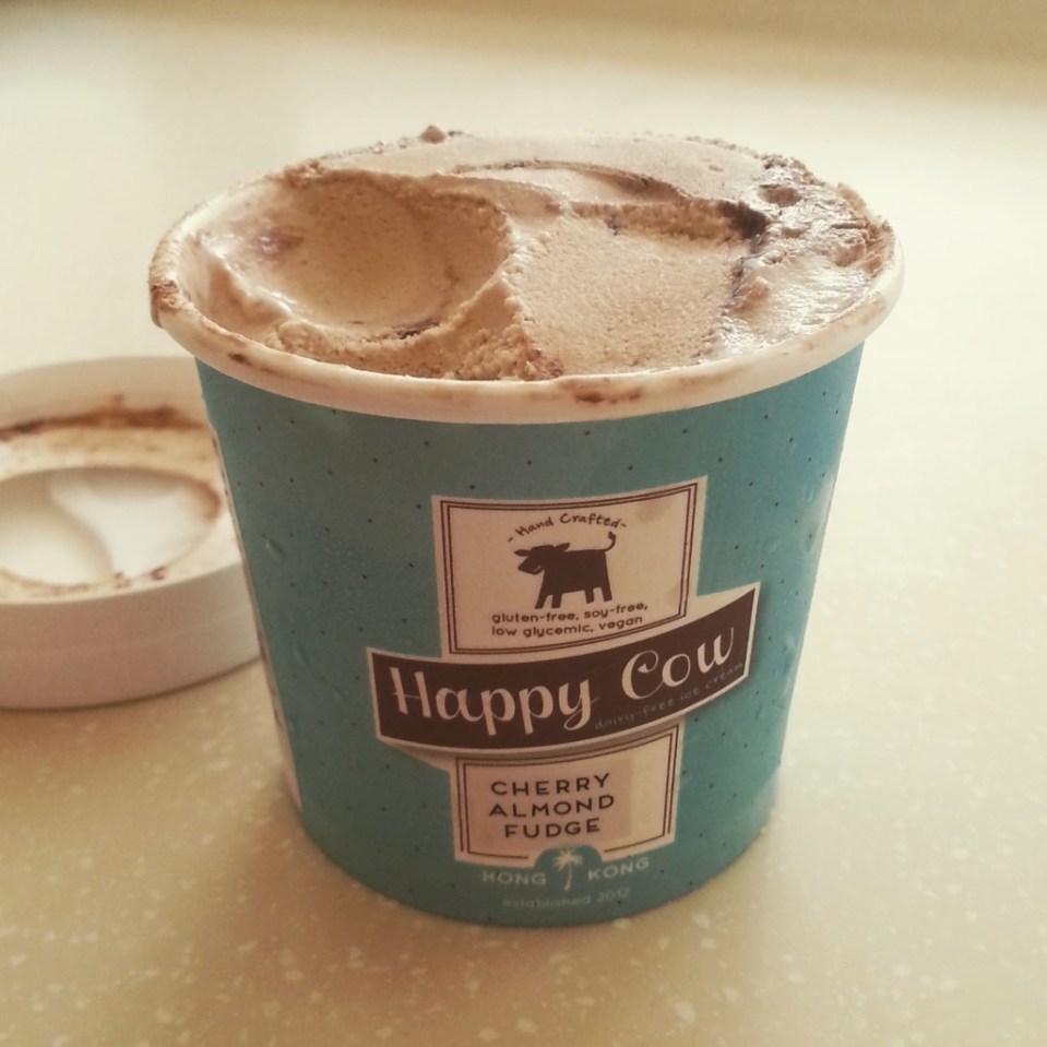 vegan happy cow ice cream