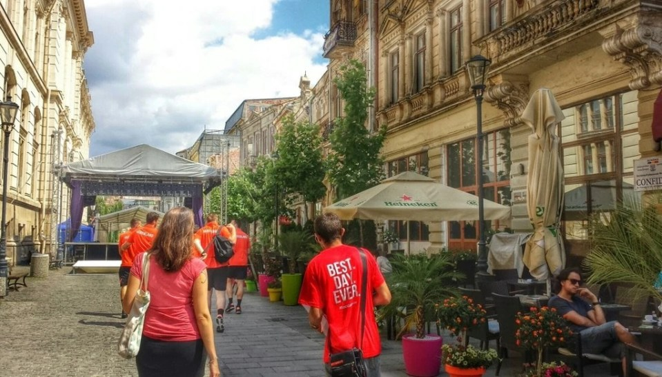 Searching for Vegan Food in Bucharest, Romania