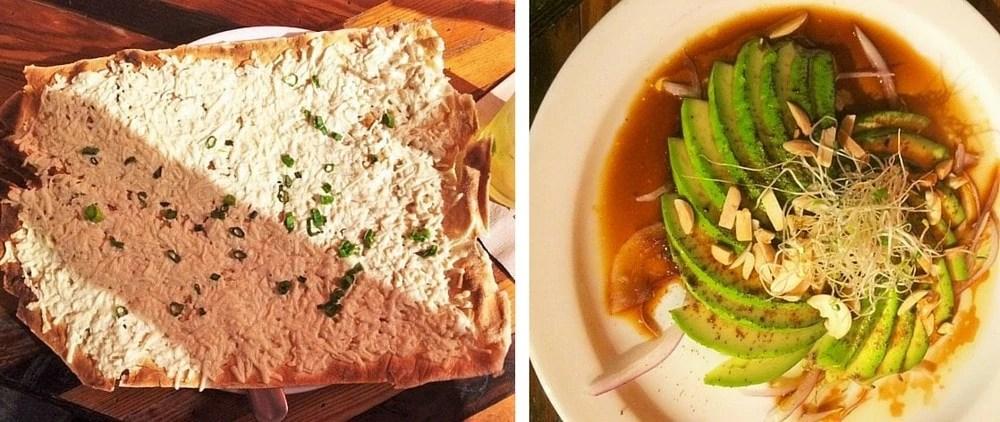 Vegan Food at Carmo Restaurant