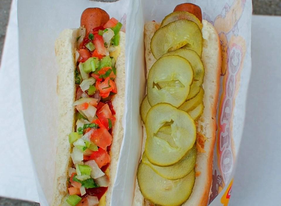 vegan hot dogs berlin