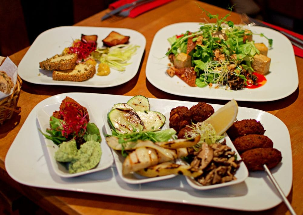 zest vegan restaurant leipzig