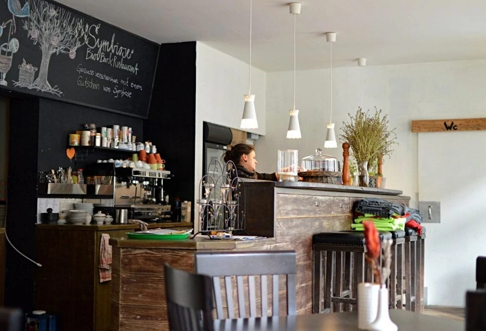 Symbiose Vegan Restaurant Leipzig