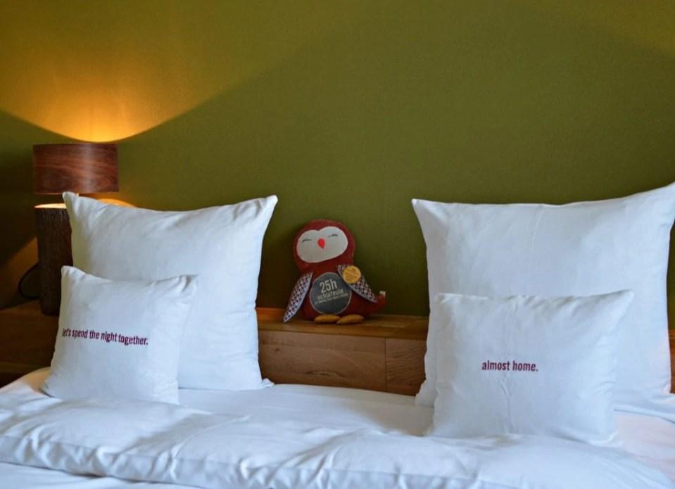 Best Boutique Hotel in Frankfurt 25Hours Goldman