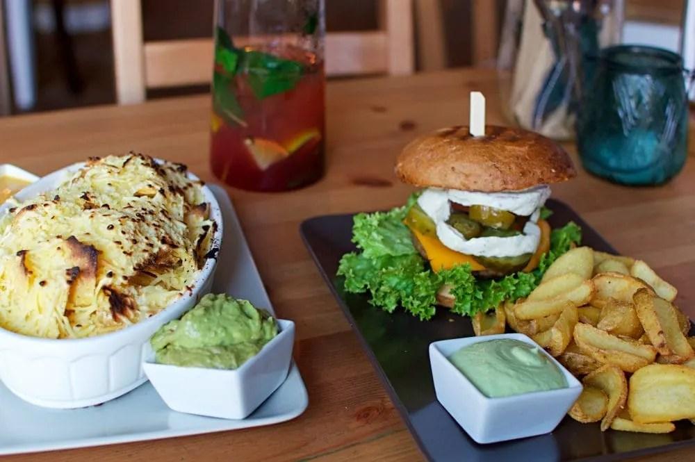 Vegan Travel Guide: Some of the Best Vegan Food in Hamburg Germany