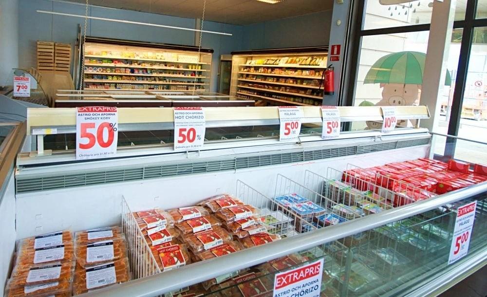Astrid och Aporna Vegan Grocery Store in Malmo