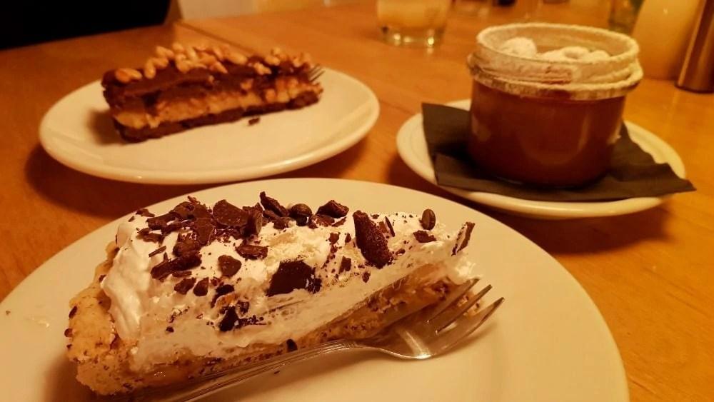 Best Vegan Dessert in Krakow at Veganic
