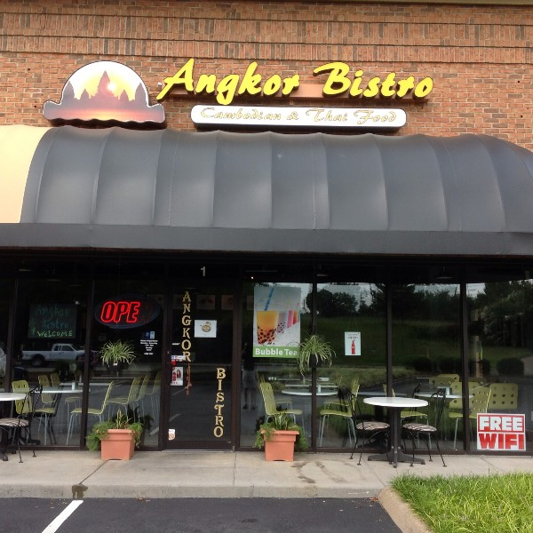 Angkor Bistro, Cambodian & Thai Food In Johnson City, TN