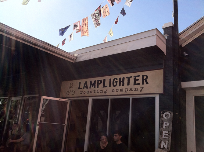 Lamplighter Roasting Company of Richmond, VA Offers Good Food And Locally Roasted Coffee!