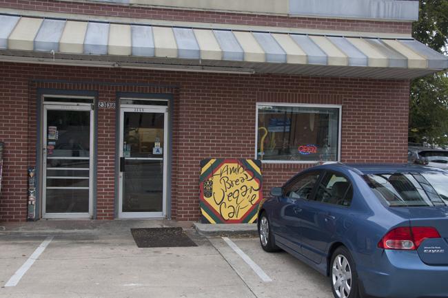 Lamb Bread Café Exterior