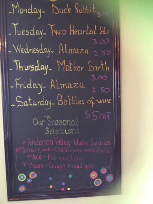 Mooney's Drink Specials