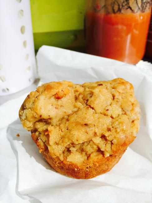 PB & J Muffin