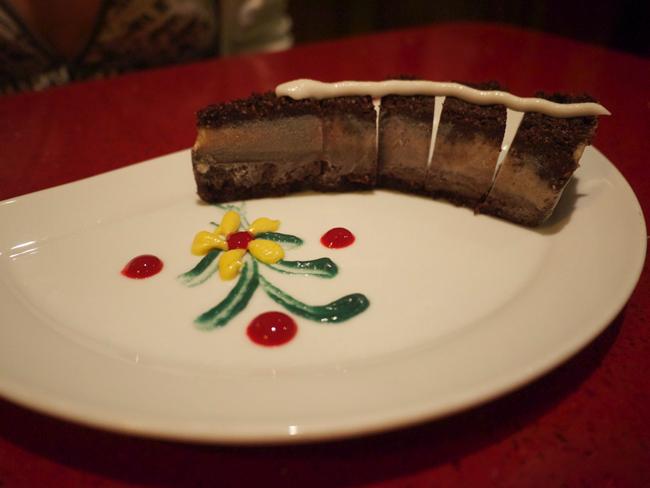 Chocolate X-Stacy Pie