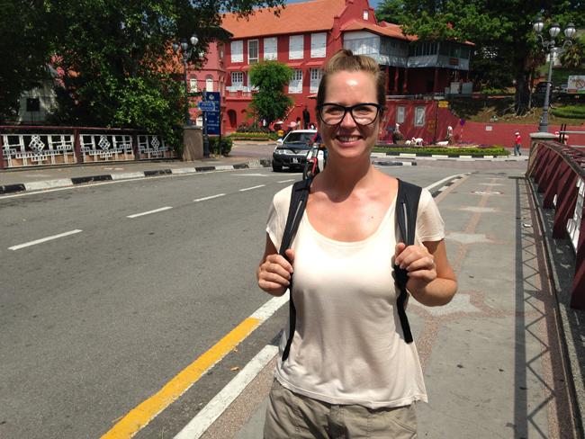 Wandering Around Melaka