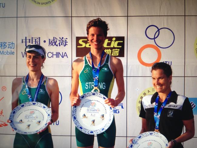 ITU World Champion