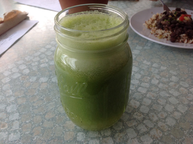 Firefly Fare Green Juice