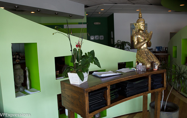 Lemongrass Thai Interior