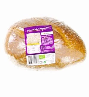 Pão de Trigo e Centeio Integral BIO