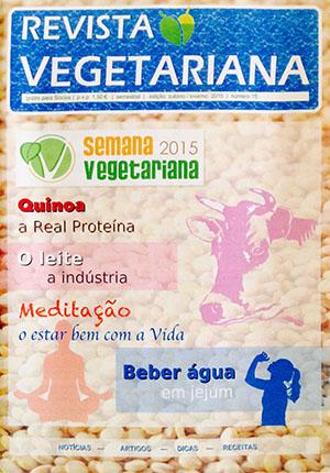 Revista Vegetariana - Edição primavera/verão 2015