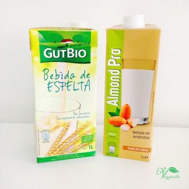 Bebidas Vegetais - Aldi2