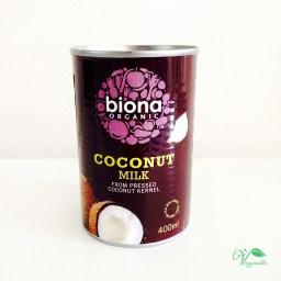 Leite de Coco - Lata Biona