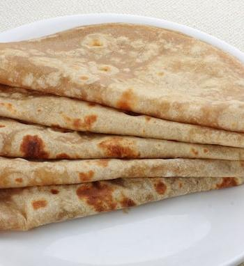 Homemade Chapatis recipe