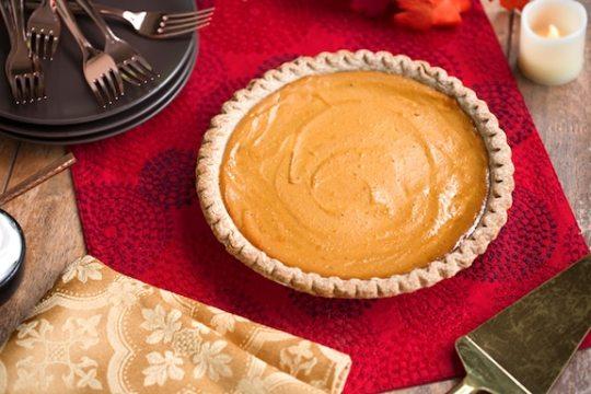 Vegan Sweet potato pie recipe