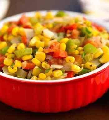 Creole Corn Maque Choux1