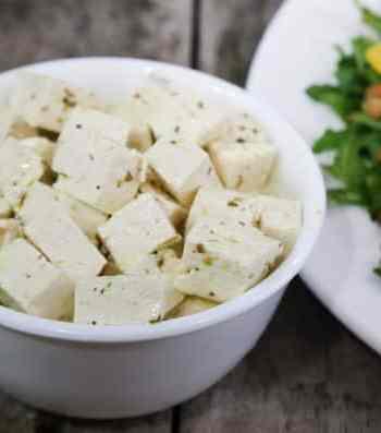 "Tofu ""Feta"""