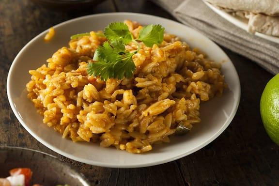 Mexican rice recipe