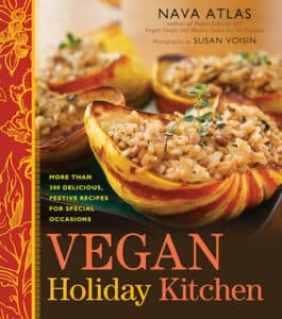 Vegan holiday Kitchen by Nava Atlas