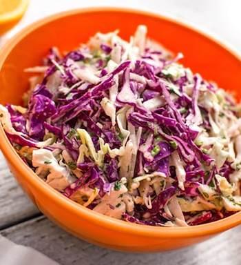 Jicama coleslaw recipe