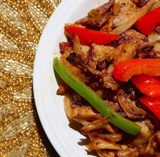 Jamaican-Inspired Jerk Seitan recipe