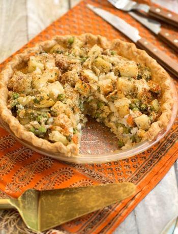 Hearty Vegetable Pot Pie