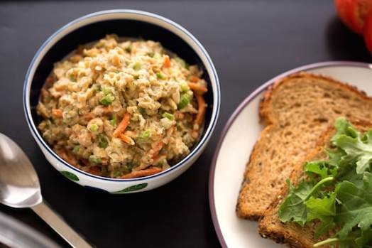 Sharon's chickpea salad or sandwich spread reicipe