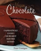 Vegan chocolate by Fran costigan