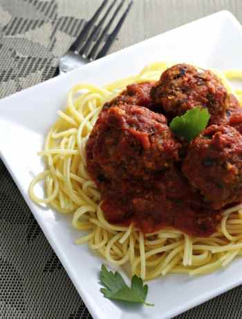 Mum Mums Vegan Meatballs by Christina Cavanaugh from Begin Within Nutrition