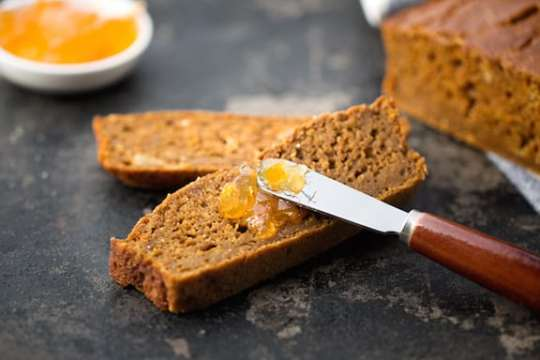 Three-grain brown bread recipe