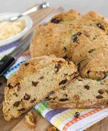 Vegan Irish Soda Bread Recipe