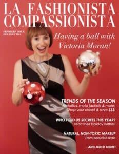 Victoria Moran Fashionista Compassionista