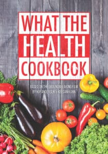 What the health cookbook cober