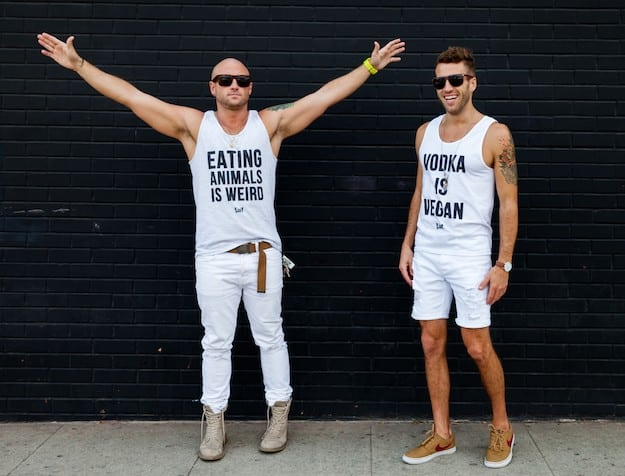 VeganBros - Vodka is Vegan