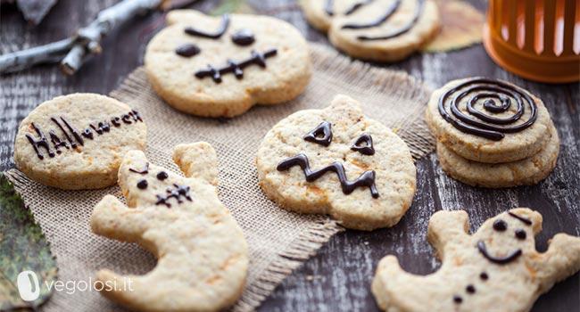 Biscotti vegani mostruosi per Halloween  Vegolosiit