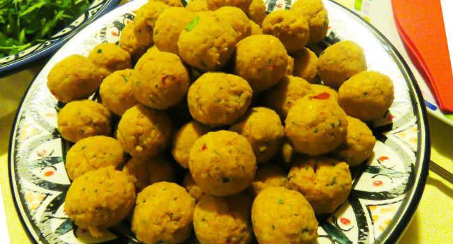 Polpette di lenticchie alla turca  Veg blogger  Vegolosiit