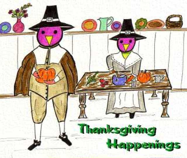 Thanksgiving Celebrations In Los Angeles
