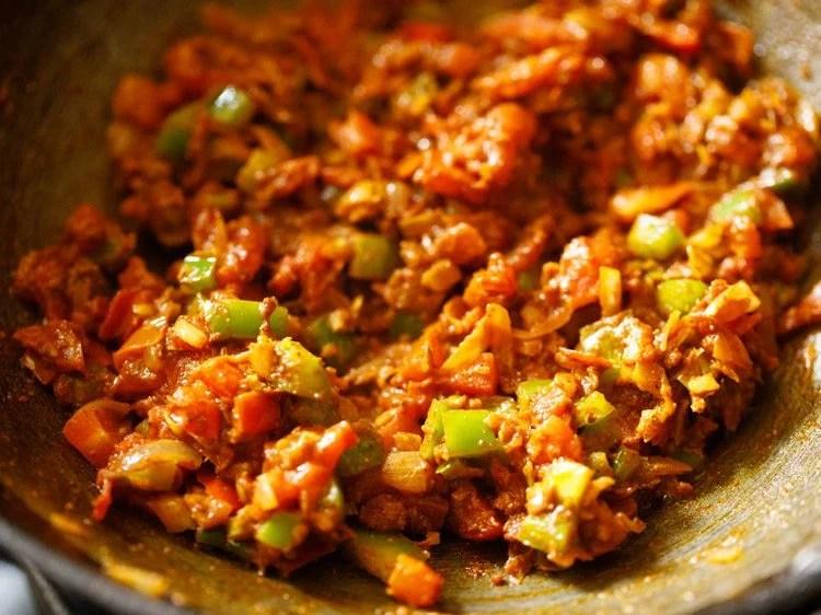 making pav bhaji recipe